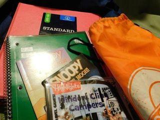School Supplies   lot 1