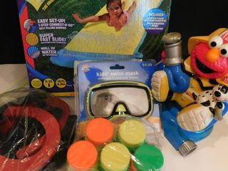 Kids Outdoor Toy Set
