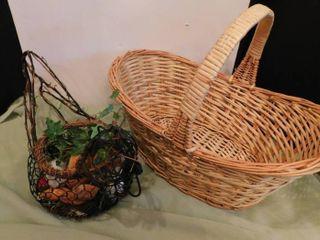 Basket lot  2 ea