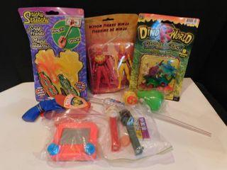 Set of Kids Novelty Toys