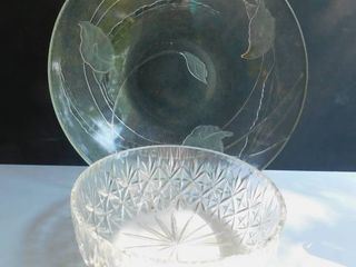 Two Serving Bowls