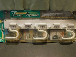 Adjustable Storage Organizer