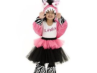 Princess Paradise Toddler Rawra Monstar Set  Multi  One Size