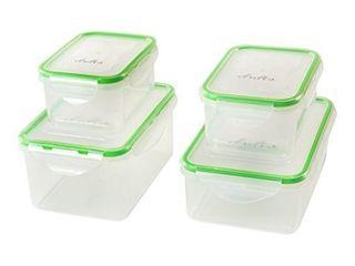 Dutis Microwave Container Set   4 Piece