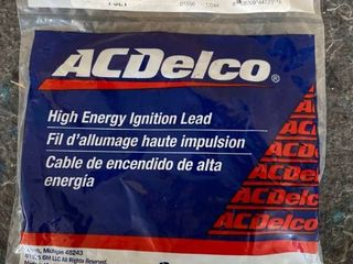 ACDelco High Energy Ignition lead