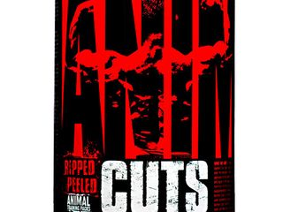 Expired Universal Nutrition Animal Cuts  Ripped and Peeled Animal Training Pack  Sports Nutrition Supplement  42 Servings