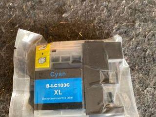 Skia Ink Cartridge   Cyan
