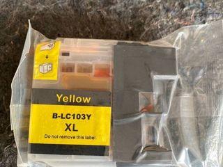 Skia Ink Cartridge   Yellow