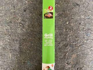ekSel Grill Oven BBQ Mats Baking Sheet Cooking liner Woven Fiberglass Set of 2