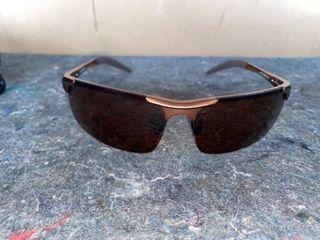 Besgood Polarized Sunglasses  Brown