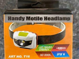 Headlamp Flashlight