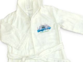 Brooklyn Bamboo Baby Robe 10 24 months