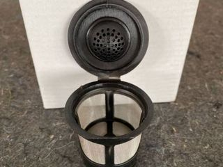 Generic Solo Coffee Pod Filters Compatible with Keurig K Cup Coffee System Box of 6
