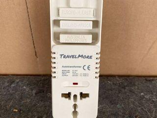 Universal Step Up Travel Voltage Portable Converter
