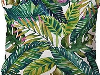 Hacaso 18x18 Toucan Print Pillowcase