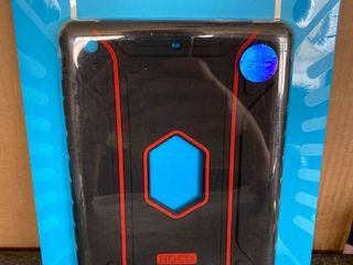 iPad Mini Cover   Black Red