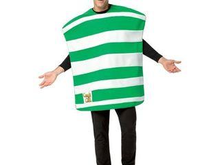 Rasta Imposta Men s Striped Candy Crush  Green  One Size