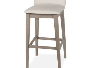 Hillsdale Furniture Maydena Non Swivel Bar Stool
