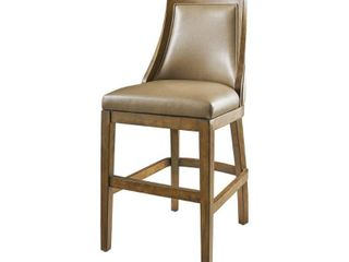 New Ridge Ellis Bar Height Swivel Barstool