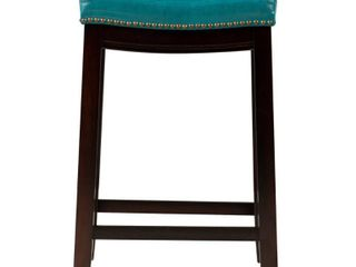 Copper Grove Backless Claridge Blue Counter Stool by Ashley HomeStore