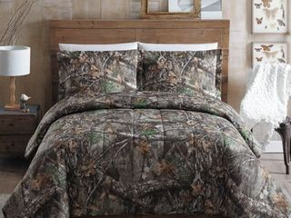 Edge Comforter Set by Realtree Edge