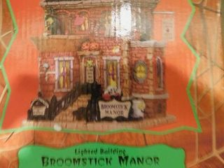 Spooky Town   Broomstick Mansion
