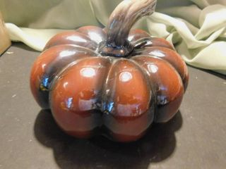 Ceramic Pumpkin decor