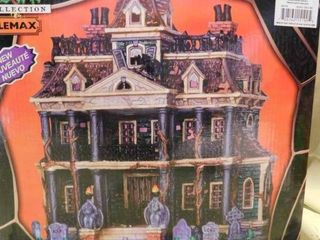 Spooky Town   Gothic Haunted Mansion