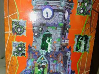 Spooky Town   Haunted Clock Tower