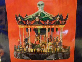 Lee Max Halloween Carousel