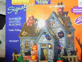 Spooky Town - Vicky's Cattery