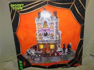 Spooky Town - Village Undertaker