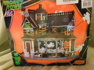 Spooky Town   Musical Haunted House
