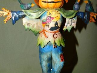 Jim Shore Scarecrow