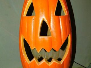 Yard light   Jack O lantern