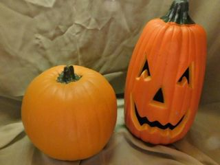 Pumpkin   Jack O lantern Decor