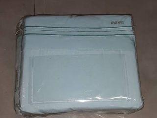 Soft Microfiber 5 piece split king bed sheets