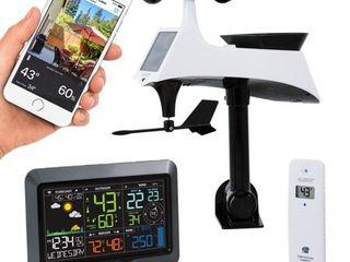 la Crosse Technology V40 PRO Wireless WIFI Professional Weather Center  Retail 153 99