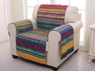Greenland Home Fashions Southwest Armchair Protector