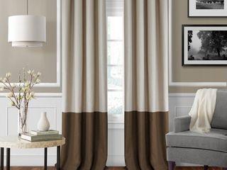 Elrene Braiden Blackout Curtain Panel
