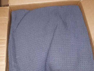 Glamburg 100  Soft Premium Cotton Thermal Blanket Soft Cozy Warm All Season Waffle Weave Blanket