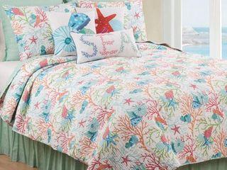 Reef Adventures Cotton Quilt  Retail 117 31