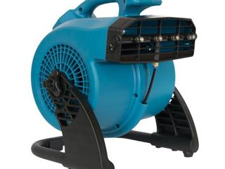 XPOWER FM 48 3 Speed Portable Outdoor Cooling Misting Fan  Retail 142 00