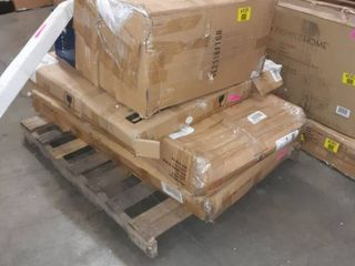1 pallet of miscellaneous or damaged items