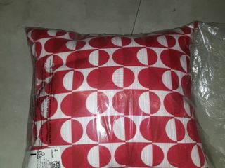 MOD SQUAD RED Accent Pillow By Kavka Designs