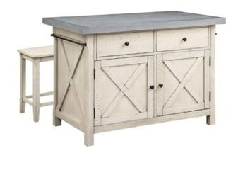 The Gray Barn River Stour Kitchen Island Top Only