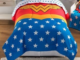 Wonder Woman Twin Comforter