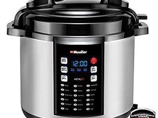 Mueller 10 in 1 Pro Series Electric Pressure Cooker