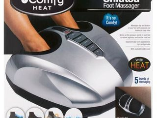 uComfy Shiatsu Deep Kneading Foot Massager with Multi level Settings