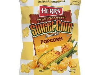 9  Herr s Fire Roasted Sweet Corn Popcorn   6oz